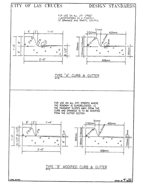 Chapter 32 - DESIGN STANDARDS | Land Development Code | Las Cruces