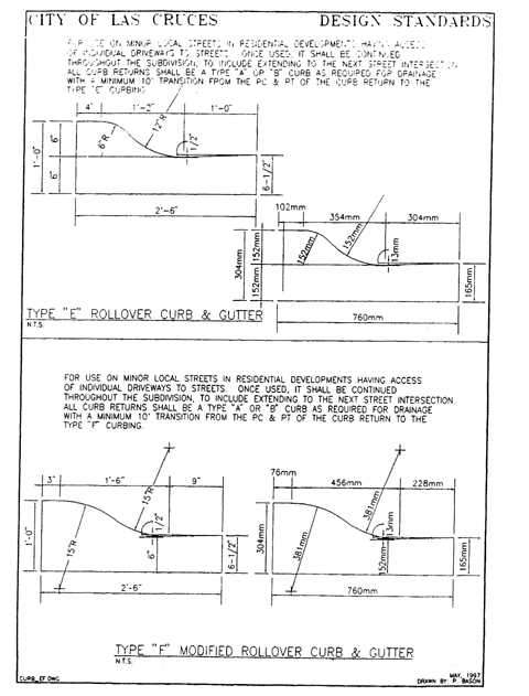 Chapter 32 Design Standards Land Development Code Las Cruces Nm Municode Library