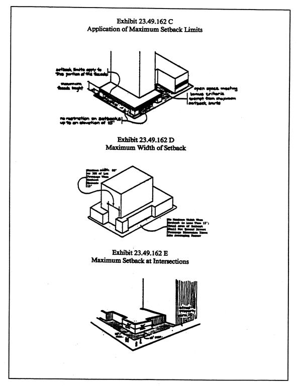 Chapter 23 49 - DOWNTOWN ZONING | Municipal Code | Seattle, WA