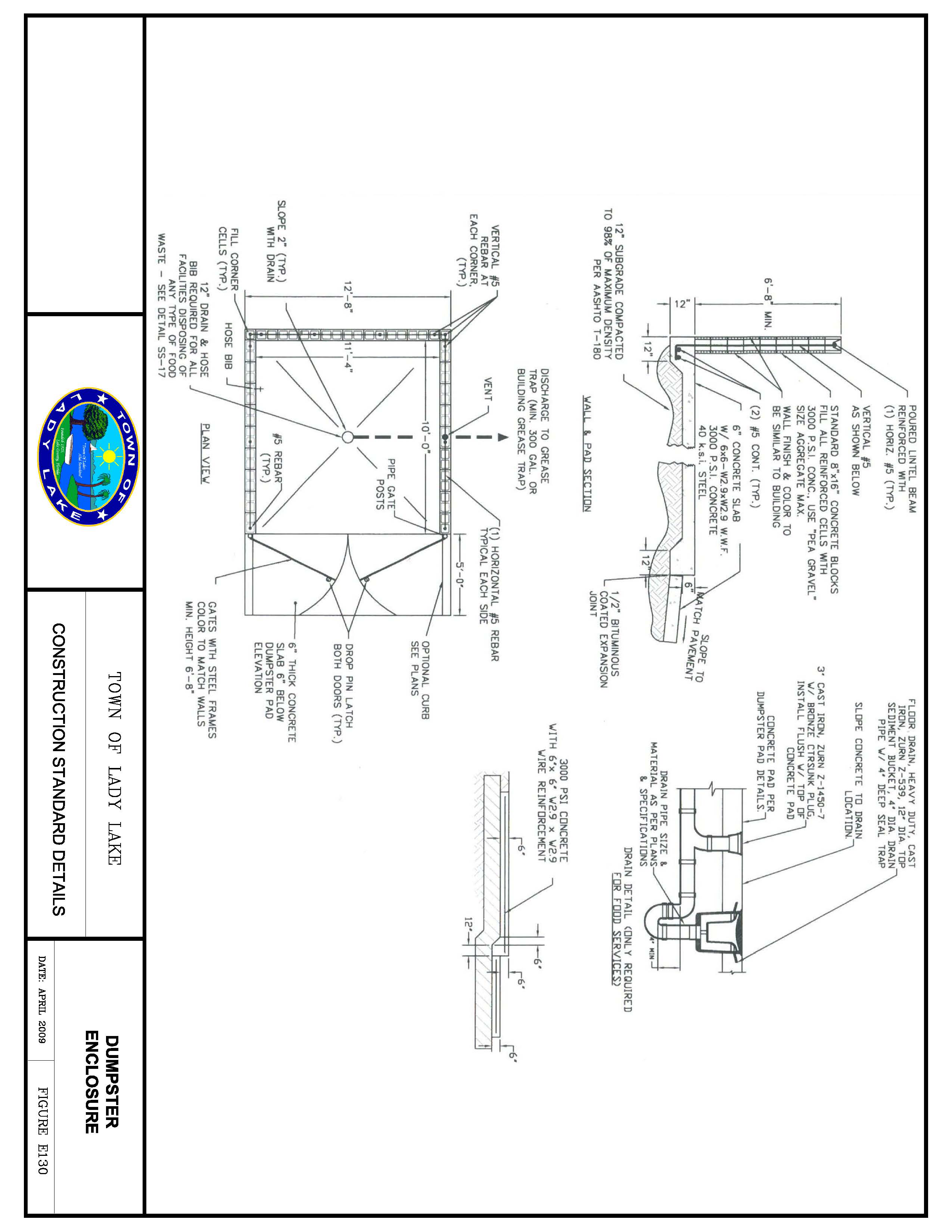 iron eagle trailers trailer plug wiring diagram 7 chapter 14 water  reuse water and sewer standard specifications  water  reuse water and sewer standard